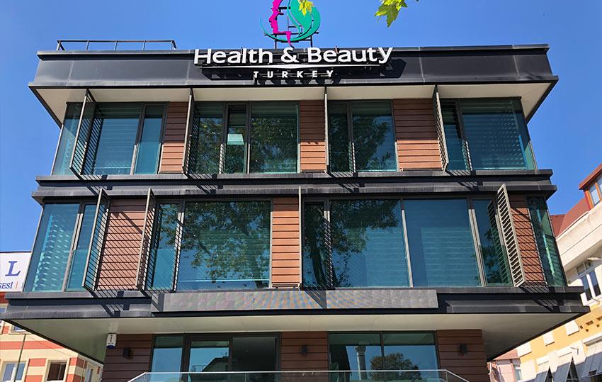 مركز الصحة والجمال في تركيا