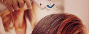 علاج تساقط الشعر بالميزوثيرابي