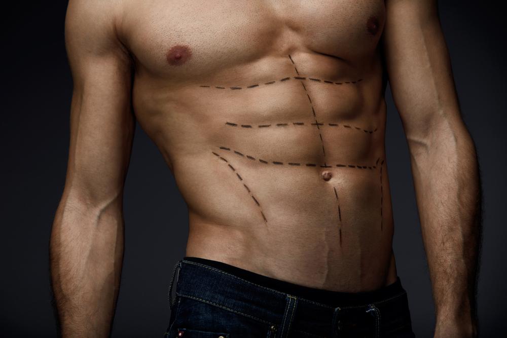انفتاح الرجال على الجراحات التجميلية